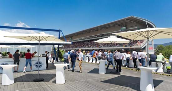 The MotoGP VIP Village™ Catalunya