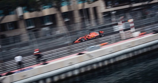 Stars and cars shine at the Monaco Grand Prix thanks to Red Eye Events
