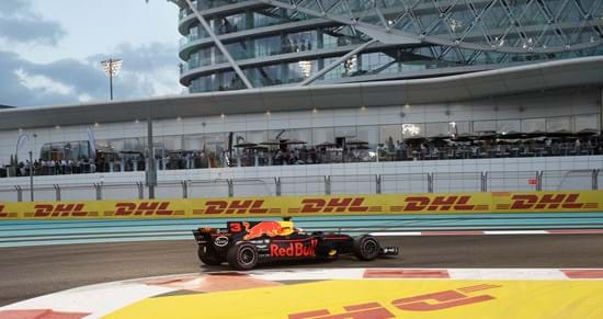 Ending The Season In Style - Red Eye Events At The Abu Dhabi GP