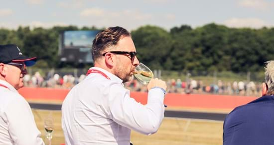 A British Summer of Sport - The VIP Treatment With Red Eye Events