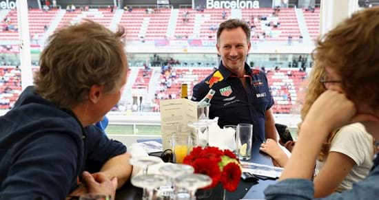 Aston Martin Red Bull Racing Paddock Club™ Barcelona