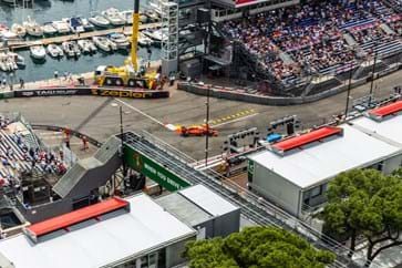 Shangri La Views of Monaco GP