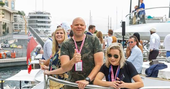Red Eye Chat with Catering Partner Tom Kerridge