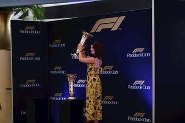 F1 Paddock Club Bahrain GP