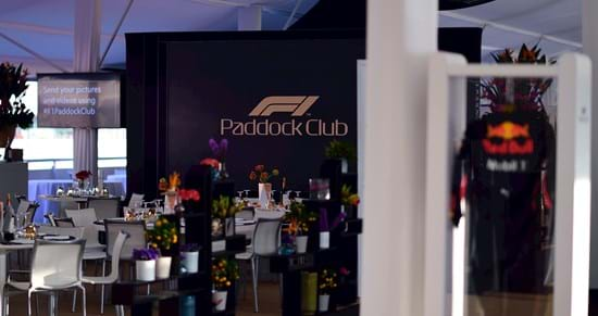 Formula One Paddock Club™ Barcelona