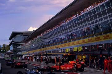 Italian Grand Prix Hospitality Packages
