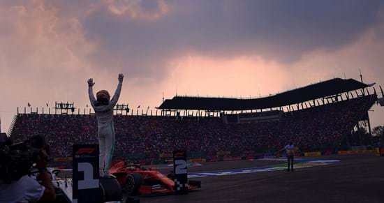 Lewis Hamilton's Race to the Top; Taking Championships and Breaking Records
