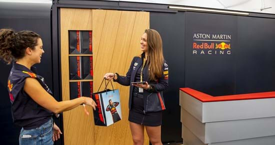 Aston Martin Red Bull Racing Paddock Club™ Austria