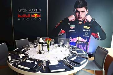 Red Bull Team Paddock Club Hospitality