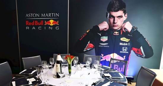 Aston Martin Red Bull Racing Paddock Club™ Montreal