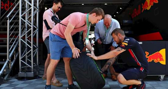Aston Martin Red Bull Racing Paddock Club™ Monza